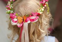 Chaplets and Hair Pieces
