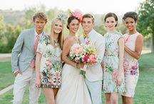 Kaths Wedding - bridesmaids etc