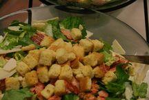 Lempeät eväät - Ruokia / Valmistamiamme alkuruokia, salaatteja ja pääruokia erilaisiin tilaisuuksiin ja juhliin.
