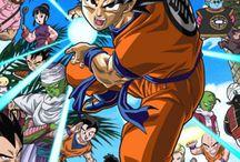 Goku y pokemon