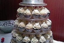 25 anniversary cakes / by Teresa Comerate Harwell