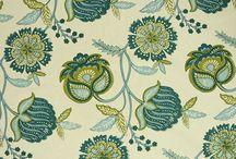 Green Patterns / I Love green