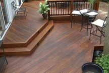Garden - decking ideas
