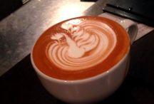 Latte Art / free pour