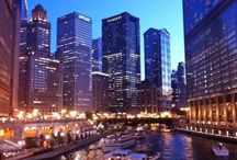 ChiTown..My Kind of Town..Chicago / by D. A. Purnell