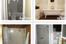 Guest bath redo  / by Penelope Hicks