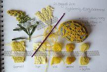 Natural dye / Növényi festés