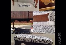My DIY accomplishment! / A collection of personal diy, upcycle, accomplishments.  / by Melissa Amador