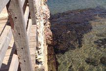 Al mare da sola / Mare di Totre Astura Latina