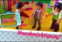 Playmobil: Die Mathes, Familie mit Herz! / Die Mathes, Familie mit Herz, sind vom Land in die Großstadt gezogen, um da ihr Hotel zu eröffnen.  Die Familie wünscht beste Unterhaltung und viel Spaß.  Ab 2 Jahre.