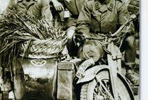 German troops in Italy