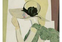 Visions of Art / Vintage / by Julie Keim