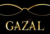 Gazal Eyewear / Gazal Eyewear designed in Atlanta Georgia.  Luxury Eyeglasses and Sunglasses