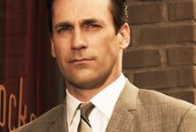 Dapper like Draper / Some timeless threads that transcend culture. Not unlike those worn by Donald Draper of Mad Men fame.