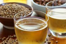 Зерновой чай / Органический зерновой чай для похудения