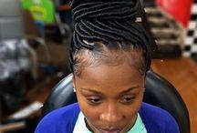 African Hair Dos