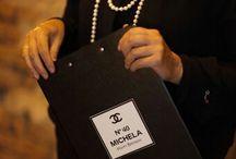 """Il """"mio"""" party Chanel"""