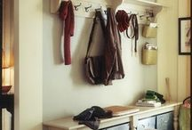 Entryway ideas / by Kim Young Grathen
