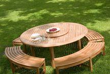 Patio/outdoor decor