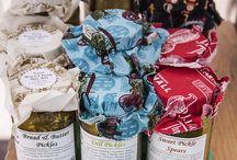 CT Grown Jam, Jelly, Salsa, Sauce & Relish