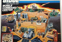 GI Joe & Co. / GI Joe, spy, soldier, spécial force illustrations, gear, clothes and accesories.