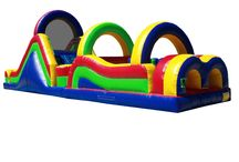 Obstacle Courses / We have many different themed obstacles courses that are great fun for children and adults!