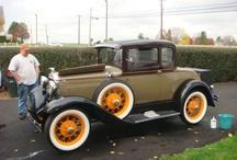 Model A cars