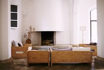 fireplace/stove
