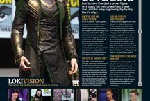 Why am I completely smitten with Loki/Tom Hiddleston
