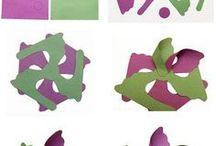 floral pinwheel