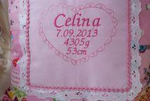 New Born Pillow