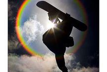 Snowboard  sonho a realizar