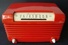Vintage Radios, Hi-Fis & TVs / by Doris Cook