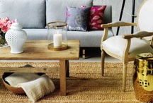 Living Room - Ideas & Inspirations by Natural Area Rugs / by Natural Area Rugs