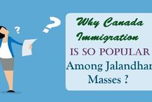 Canada Immigration from Jalandhar