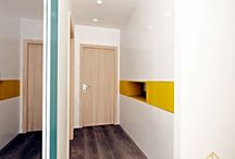 Development Projects - Interior of the apartment in Pezinok