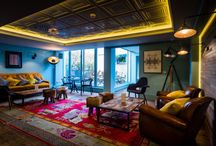 London Hotel Design / Renowned for often being at the very forefront of interior design, take inspiration from these hotels and recreate it in your own home!