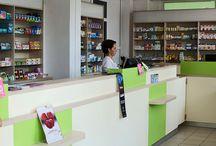 Amenajare farmacia Rosifarm / O farmacie organizata, orientate catre pacient.  http://www.sertarefarmacii.ro/proiecte/44-farmacia-rosifarm-vaslui