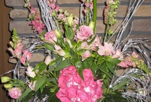 Wedding Flowers at Longmeadow