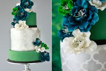 Emerald Wedding Ideas