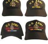 US Army Hats and Caps / US Army Hats and Caps. Find yours or your next gift for that special military person in your life!  Find a Huge selection at Great prices at http://www.priorservice.com/usarmycaps1.html / by PriorService.com