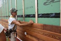 Installing Siding Milwaukee / 100% SATISFACTION GUARANTEED Tiltin Windows, Doors & More proudly serves the area from Green Bay through Madison to the Wisconsin-Illinois border. Visit us http://utiltin.com/