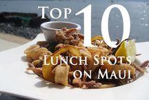 Maui ❤️ Food / Maui, Hawai