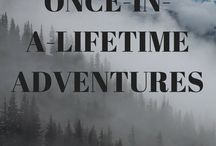 Adventure Travel / Adventure travel feeds your dreams and builds your confidence. This board focuses on adventure travel wanderlust tips, road trips, beaches, cities, honeymoons, Europe, United States, holiday destinations and bucket lists.