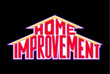 Home Improvement / Home Improvement refers to the activities involving modification of the visible features of home. It is done depending upon the theme chosen. The essentials involved in improving the interior as well as the exterior of the home includes: wall colors, show pieces, paiting, arrangement of furniture. / by Jessica charlie