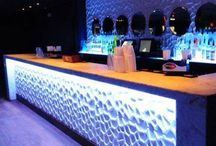 Bars, nightclubs, restaurants etc