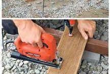 Holzterrasse Bauanleitung