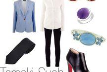 Geek Outfits / Cosplay, Geeky tees, etc. / by Xandra Wilson
