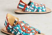 Botky a sandále