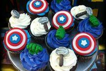 avengers inspired food